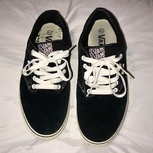 👟 VANS Size 10 Black 👟